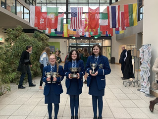 All Ireland Public Speaking Champions!