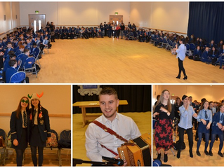 Year 9 Ceili for Trocaire