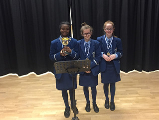 Year 8 Public Speaking Competition
