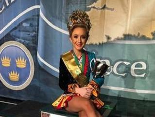 Irish Dancing Champion!
