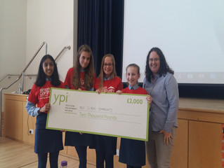 Year 9 Youth and Philanthropy Initiative