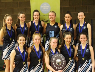 NI Netball Final Winners!