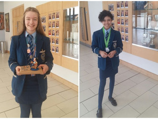 Year 9 Competition Winners