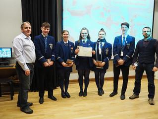 Regional Winners of 2018 Geology Challenge