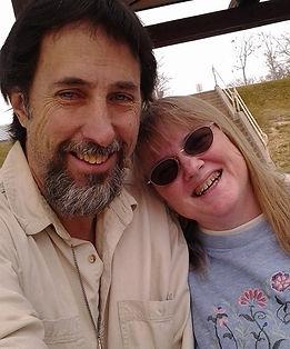 My best buddy and husband Jim