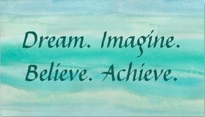 Amy Colgan-Niemeyer, A Certified Life Coach, Dream. Imagine. Believe. Achieve.