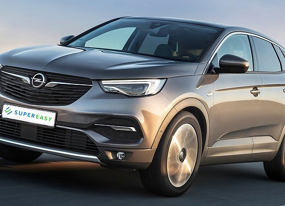 Opel Grandland X PHEV elettrica