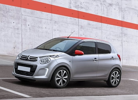 CITROËN C1- Pay per use