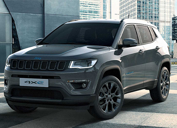 JEEP COMPASS PHEV- Pay per use