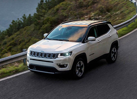 JEEP COMPASS- Pay per use
