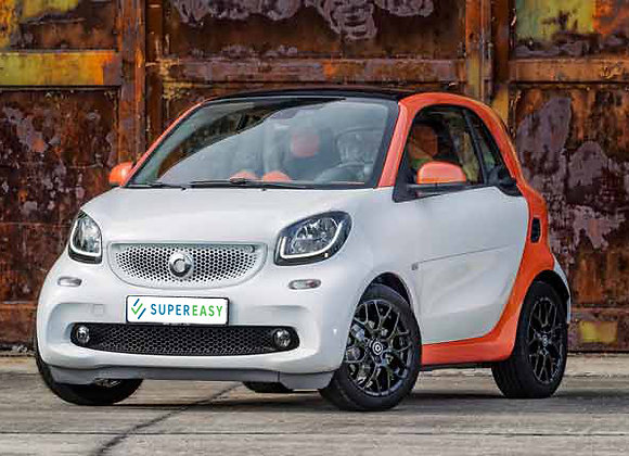SMART FORTWO COUPE elettrica