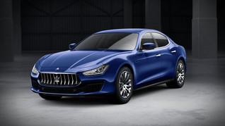 Maserati Ghibli fronte