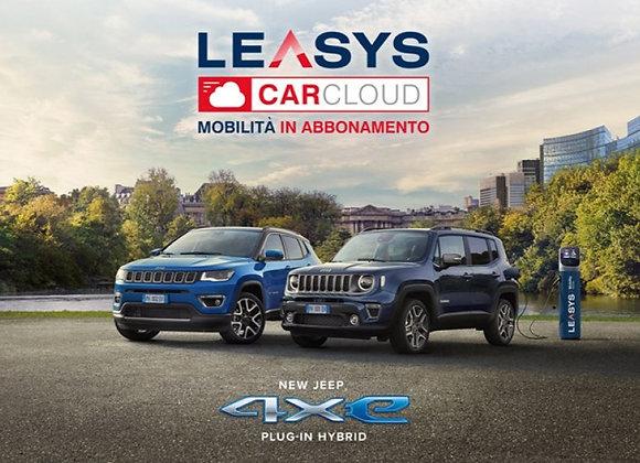 CarCloud Jeep 4xe Plug-In Hybrid