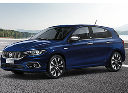 FIAT TIPO- Pay per use