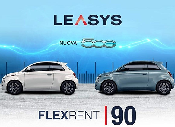 FLEXRENT 90 JEEP COMPASS 4xe Plug-in Hybrid