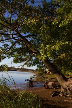 Autumn on the Quinnipiac River_082
