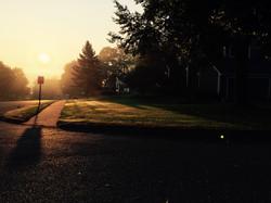 Silo + Straddle Sunrise