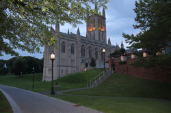 trinity cathedral morning