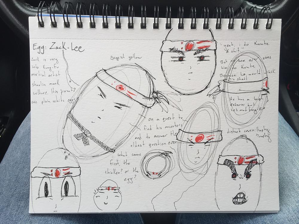 Egg: Zack-Lee