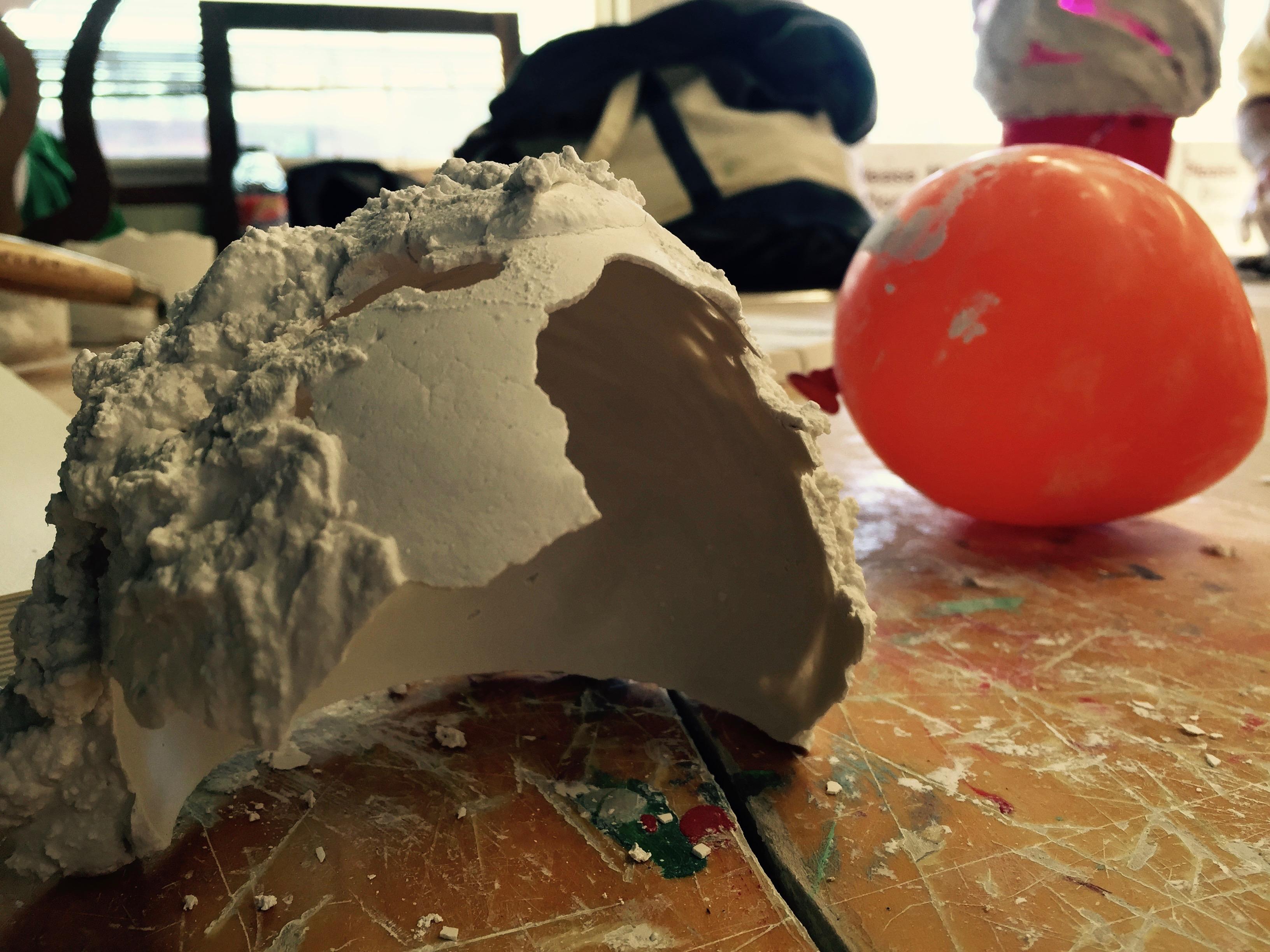Plaster Balloon