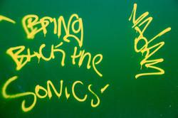 Bring Back the Sonics