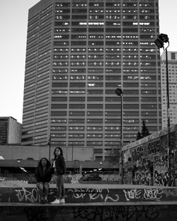 Chels and Lexi Downtown_006