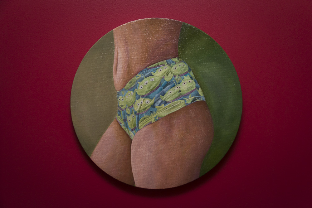 Stretch Marks by Natalie Pujols