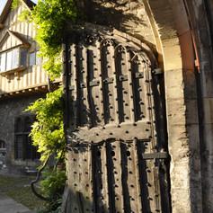 15th Century Prior's gate