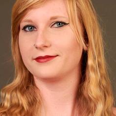 Natasha with make-up