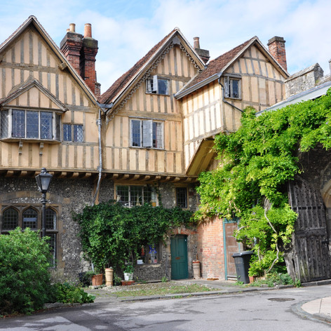 Medieval Priory, Cathedral Close