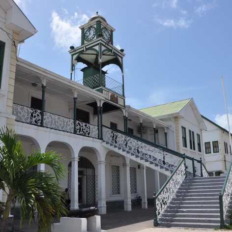 The Courthouse, Belize City