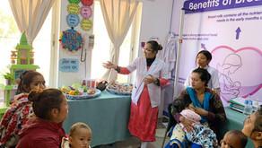 Hospital Embraces Nutrition and Poshan Nanglo
