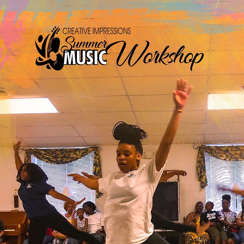 2019 Summer Music Workshop Registration