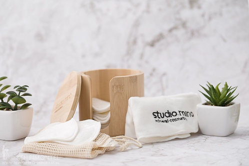 Bamboe Make-up Remover Pads