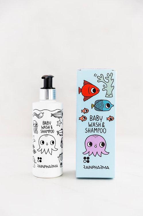 Wash & shampoo