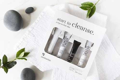 Start to Cleanse
