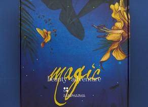 MAGIC BEAUTY BOX by RainPharma & Goed Gevoel