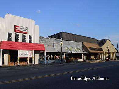 Brundidge, Alabama