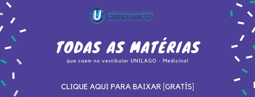 Vestibular de Medicina UNILAGO 2019