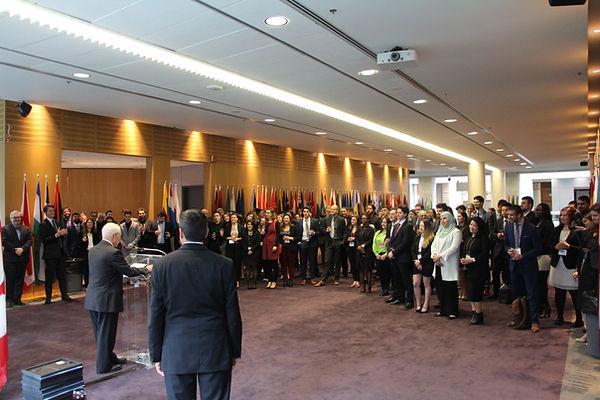 awards 2016 model ICAO