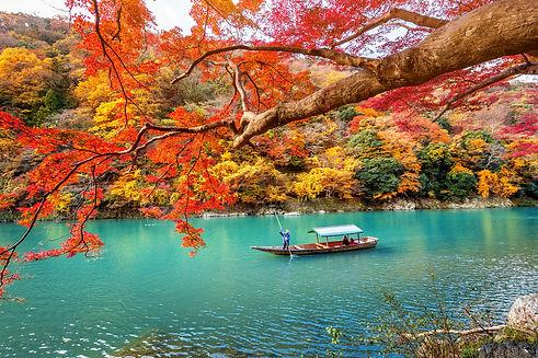 Hozugawa River, Arashiyama.jpg