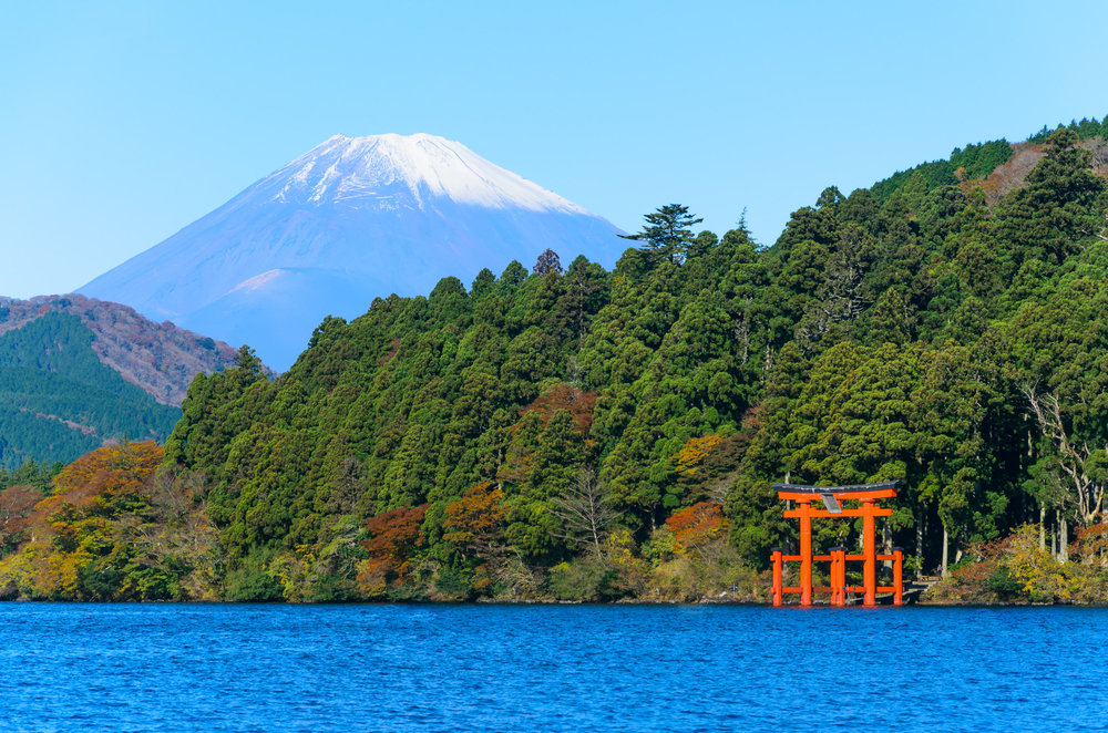 2D1N Fuji Hakone Tour