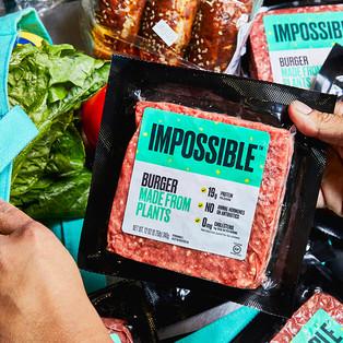 Impossible Burger Ingredients