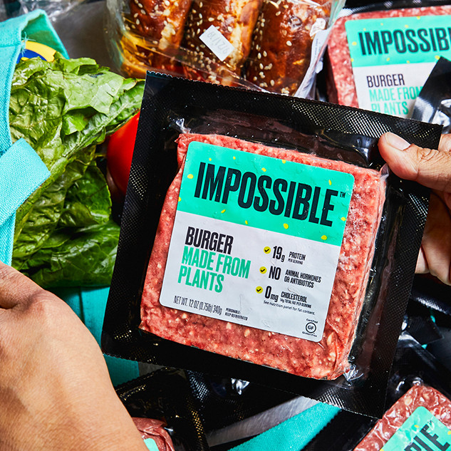 Impossible Burger Ingredients