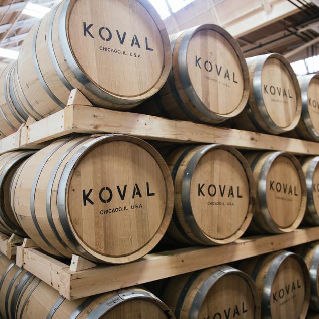 American Oak Barrels