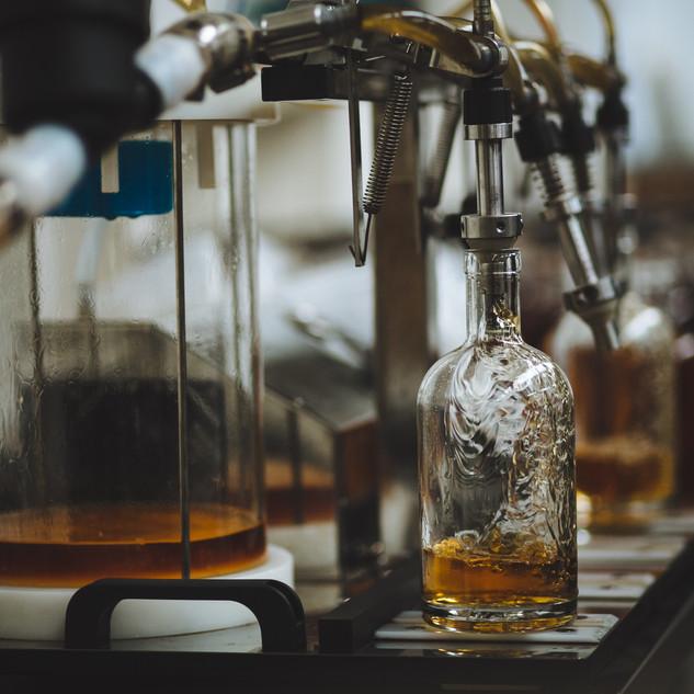 Spirits Bottling Line