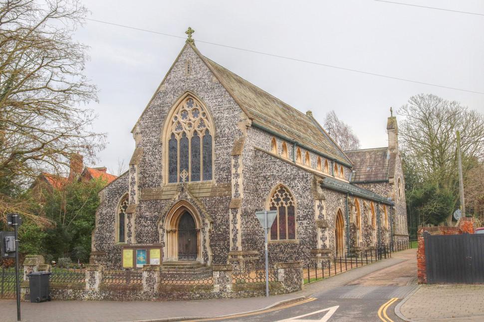 Harleston St John the Baptist