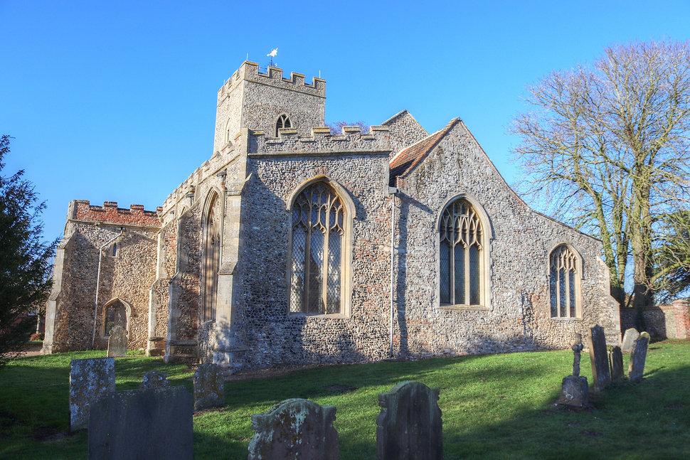Hempnall St Margaret