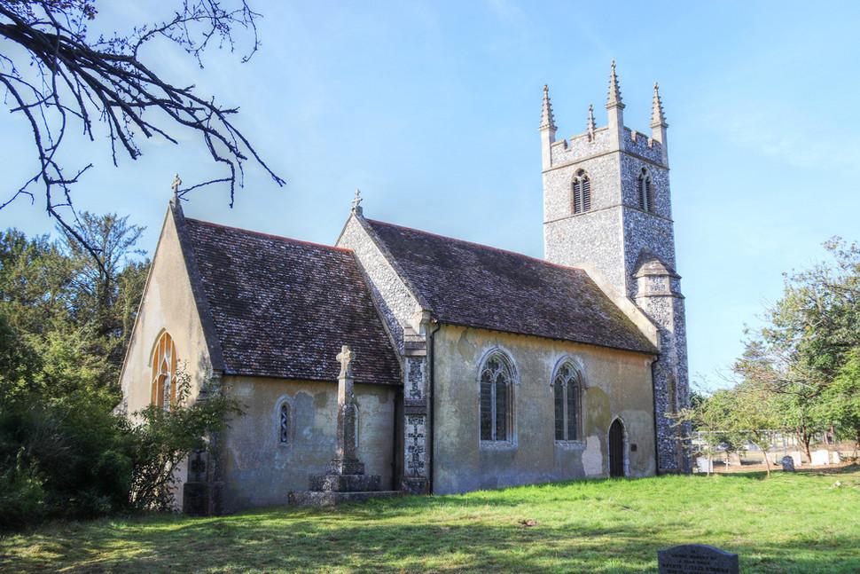 Dunston St Remigius
