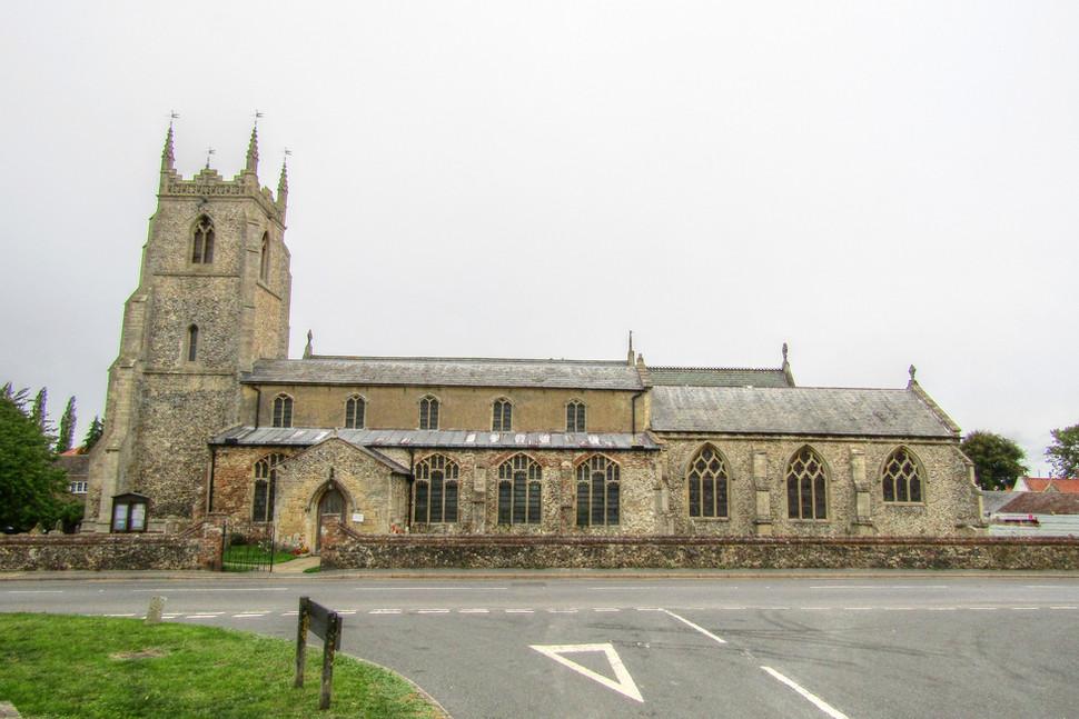 Feltwell St Mary